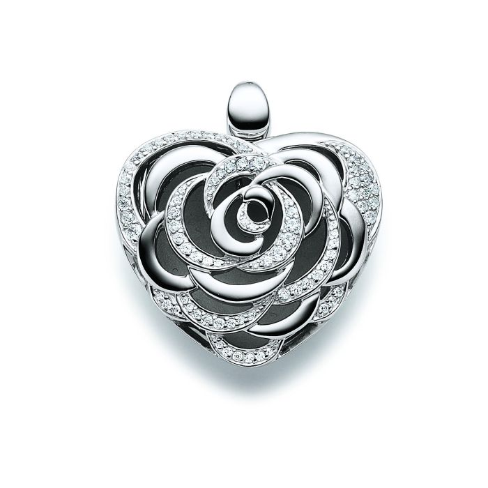 Silbermedaillon - 890052