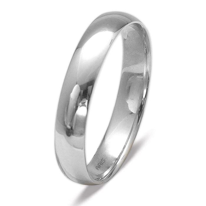 Ring aus 585 Weissgold