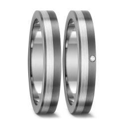 Titan, Silber Ring