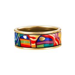 Hommage à Hundertwasser - Ring Miss