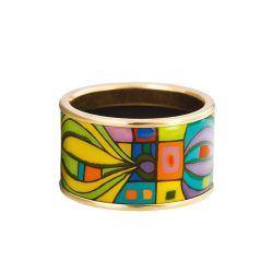 Hommage à Hundertwasser - Ring Diva